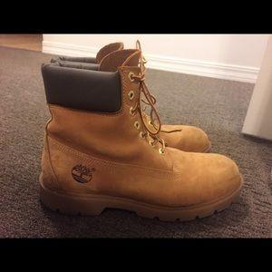 Men's timberland boots (Tim's)